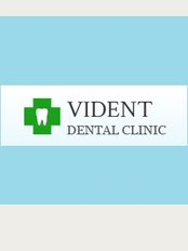 Dental Clinic Vident - Ilia Venezi 2a, office 104, Strovolos, Nicosia,
