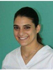 Dr Andrea Kapsou - Dentist at Smalto Dental Clinic