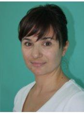 Dr Sylva Perdiou - Dentist at Smalto Dental Clinic