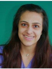 Dr Popi Stylianou - Dentist at Smalto Dental Clinic