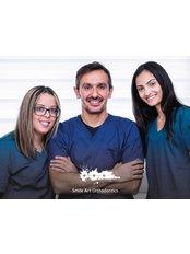 Dr Ioannis Hadjisoteriou - Orthodontist at Smile Art Orthodontics
