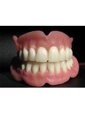 Full Dentures - Hispadent - Jose Alonso MD, DDS, FACS