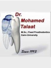 Dr. Mohamed Talaat Cosmetic Dental Clinic - 8 Nour El-Din Bahgat St./ Off Makram Ebaid Ext (Samir Abd El-Ra0uf St.), 8th District / Nasr City., Cairo, Egypt,  0