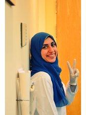 Dr.TASNEEM EL MASHED-PROSTHODONTIST - Dentist at Dr.Mustafa Gameel Dental Clinic