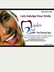 MasterDent the DentalSpa - Bldg. 2/2 street 216, Degla, Cairo, Maadi,