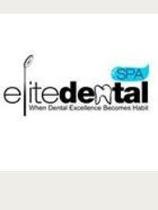 Elite Dental Spa - 43 Shohdaa Al Mohandesen, Gazirat Mit Oqbah Al Agouzah, Giza, 12311,