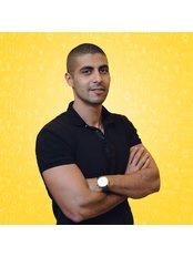 Dr Ahmed Farouk - Orthodontist at Berlin Dental Center