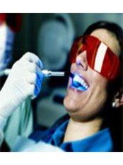 Laser Teeth Whitening - Golf Dental Care