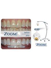 Zoom! Teeth Whitening - Golf Dental Care