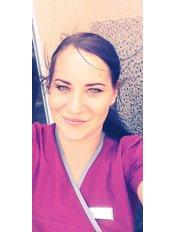 Mrs Jasmine Shaban - Receptionist at Hollywood Smile Dental center