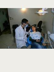 hurghada smile dental clinic - dr mohamed saied
