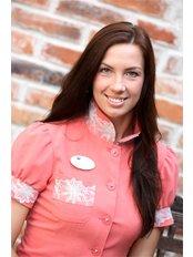 Dr Krista Rohtmets - Dentist at Cardens Hambaravi