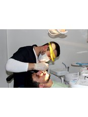 Mr Iva Andguladze - Dentist at Dent Tourism