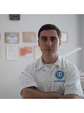 Dr Irakli Chachua - Dentist at Dental Clinic Zeppelin