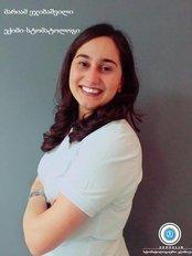 Ms Mariam  Ejibashvili - Dentist at Dental Clinic Zeppelin