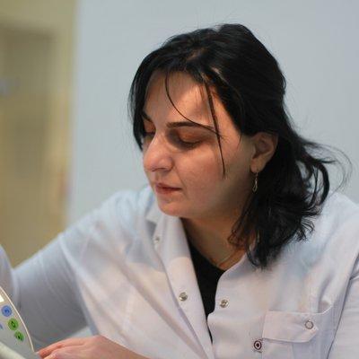 Dr Maia Mumladze