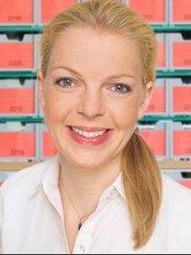 Dr Jana Bernhardt - Orthodontist at Adentics - Berlin-Mitte