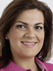 Ms Danijela Mavinkovic - Receptionist at Dr. Michael Marzellus Gomolka