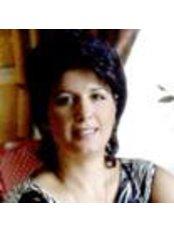Dr Despina Kostomiris - Oral Surgeon at Athens Smile Clinic