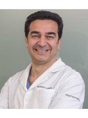 Dr George Siamos - Dentist at Dent Artistry Contemporary Prosthodontics