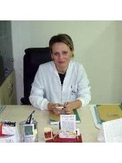 Dr Violetta Eleftheriadis - Doctor at Orila Dental Center