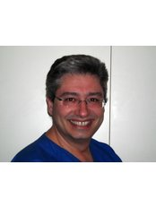 Dr Bill Milionis - Dentist at Surgery in Greece - Dental Clinic