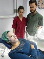 Dentist Triantafyllos Karampinis - Megalou Alexandrou 55,, Pylaia, Thessaloniki,