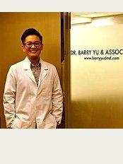 Dr. Barry Yu & Associates - Office 601, 6/F, Prosperous Building 48-52 Des Voeux Road Central, Hong Kong, Central, Hong Kong,