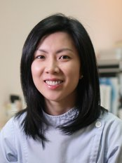Dr Kelrie Cheung - Dentist at Orthodontic and Children's Dental Center - Kowloon