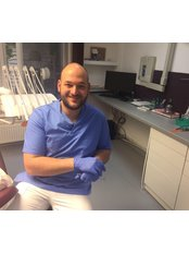 Dr  Agoston Rado - Dentist at Duna Dental Dentistry