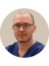 Dr Adorján Szakál - Oral Surgeon at MDental Clinic Hungary