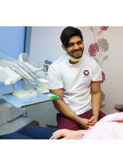Dr. Amir Sharifi - Dentist at My Dentist Budapest