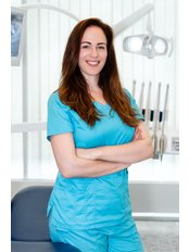Dr Kinga Ilyés - Dentist at Save on Dental Care - Budapest