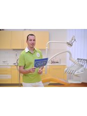 Dr Gábor  Zöld - Principal Dentist at Tibor Dental