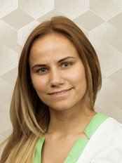 Miss Cintia Budai - Assistant Practice Manager at Markodental Praxis Kft