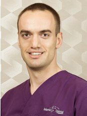 Dr Sandor Kovach - Oral Surgeon at Markodental Praxis Kft