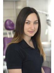 Miss Nikolett Kalocsa -  at Hodent Dental Clinic