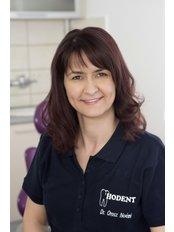 Dr Noémi Orosz - Dentist at Hodent Dental Clinic