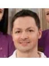 Dr Peter Gericom - Dentist at Empire Dental Clinic Mosonmagyarovar