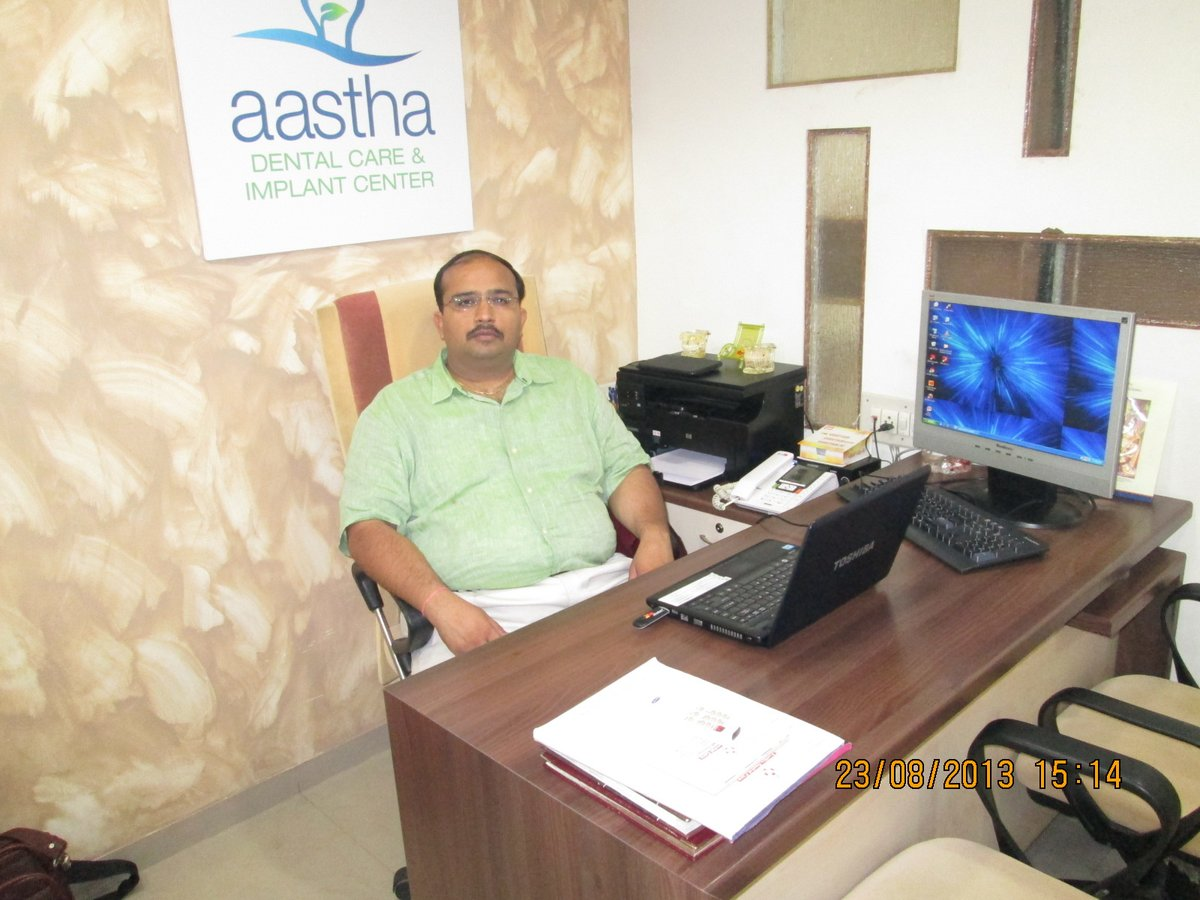 Aastha Dental Care and Implant Center-Ahmedabad