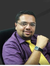 Dr Dhaval Mehta - Dentist at SHWET DENTAL CLINIC AND IMPLANT CENTRE