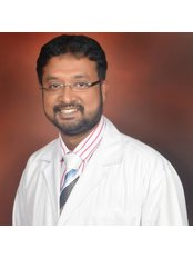 Dr Khader Riyaz - Orthodontist at Diva Dental Clinic