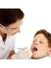 Paediatric Dentist Consultation - Dentique Calicut