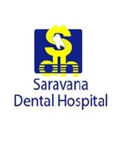 Saravana Dental Hospital - 356, D.B. Road, R.S. Puram, (Opp. Kennady Theatre), Coimbatore, Tamilnadu, 641 002,  0