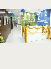 Apollo Sugar & Dental Clinic - A-26/1, Golf Course Road, DLF Phase 1, Adjoining DT Mega Mall, Gurugram, Haryana, 122002,