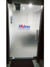 Ardent Dental Care - Main entrance