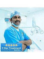 Dr. Venkat Nag : THE DENTAL SPECIALISTS: IMPLANTS - Uma Devraj Villa, 8-2-598/A/1, Road No 10, Banjara Hills, Near the Star Hospital, Hyderabad, Telangana, 500034,  0