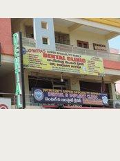 JOYMITRAS DENTAL AND IMPLANT CLINIC - Aditya nagar, opp SBI tulsinagar, pragathi nagar main road, Kukatpally, opp JNTU, Hyderabad, Telengana, 500072,