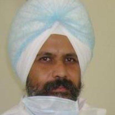 Dr Amarjeet Singh Cheema