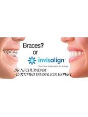 Invisalign™ - Nechupadam Dental Clinic